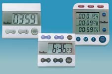More info on Digital Timers and Stopwatches